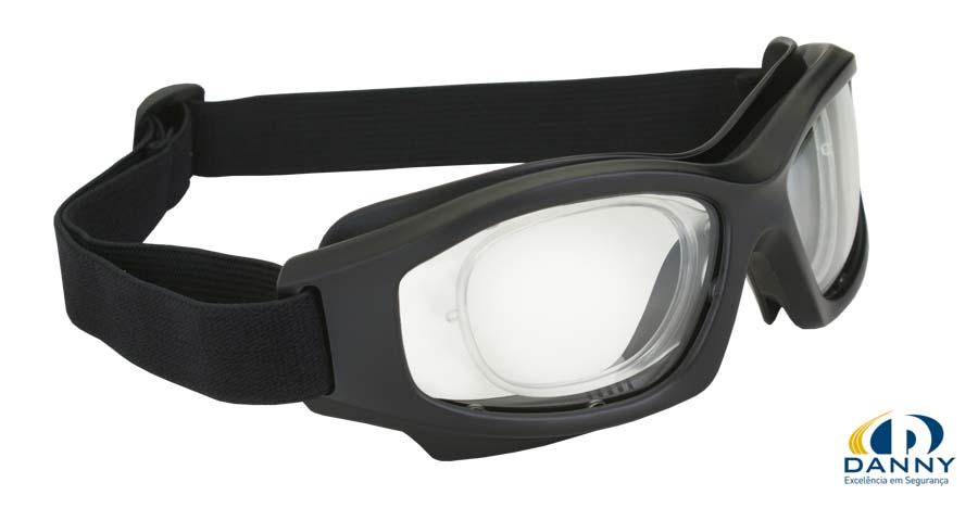 4941fd11eb873 Óculos de Proteção Ampla Visão com Clip para Grau D-TECH   Canal ...
