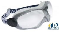 Descrição: Óculos ampla visão de segurança, confeccionado em policarbonato ótico, tratamento antirrisco e antiembaçante. Armação em material plástico, vedação através de borracha macia que se ajusta perfeitamente aos diferentes contornos […]